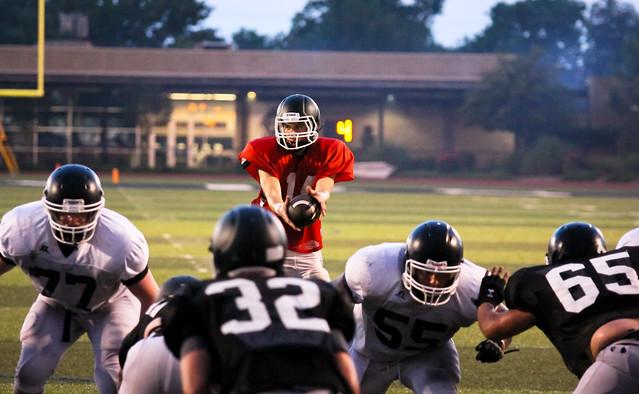 Bishop Lynch High School Spring Football 2013