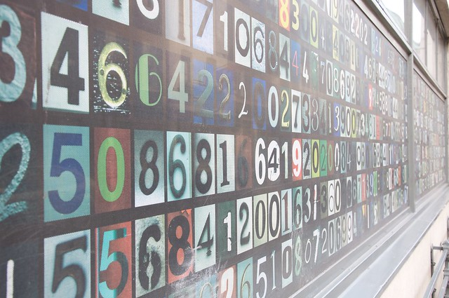 Spanish Numbers 1- 100 with digits / numerals