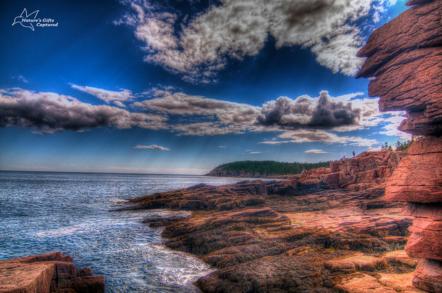 The Rocks HDR