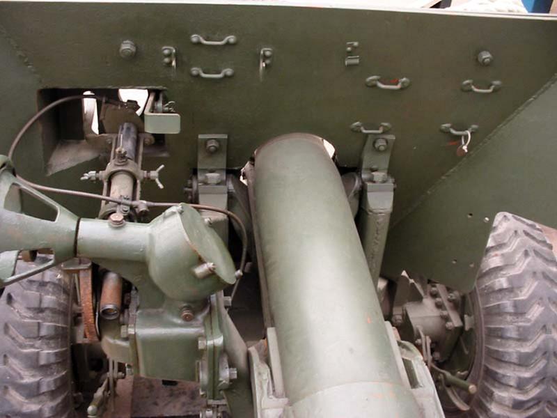 Противотанковая пушка ВДВ 6ПДР (5)
