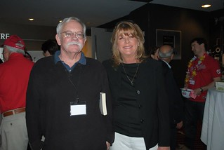 John and Jennifer Maher. AFI Event | by Shepherd's Table 2013