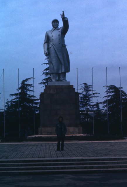 changsha mao statue