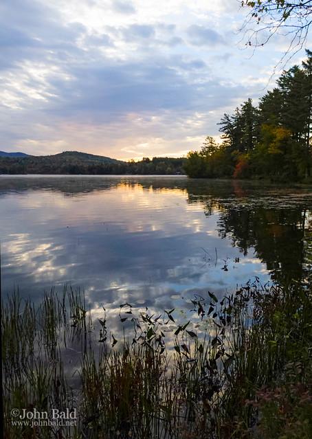 Daybreak, North Pond, Woodstock, Maine (60998)