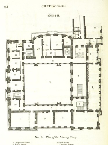 Image taken from page 82 of 'The Peak Guide; containing the topographical, statistical, and general history of Buxton, Chatsworth, Edensor, Castlteon [sic], Bakewell, Haddon, Matlock, and Cromford; with an introduction ... Edited by T. Noble'   by The British Library