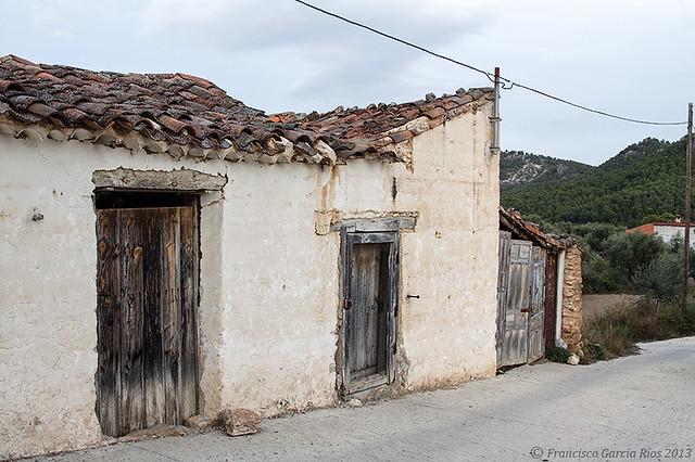 Puertas de Jartos (Yeste)./Jartos Doors (Yeste, Albacete, Spain). (Rusticidades XLVIII) (Explore #25 30/11/2013)