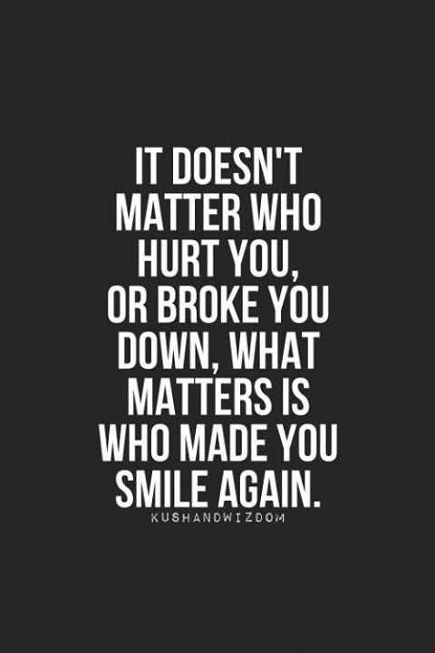 Hurt #Quotes #Love #Relationship Forget who made you cry ...