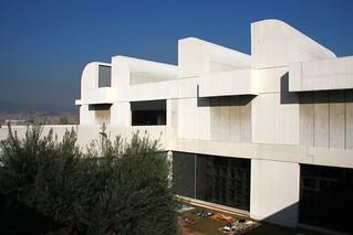 Miro Foundation in Barcelona | by Sokleine