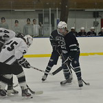 Boys JV Hockey vs. Springfield Rifles 2014