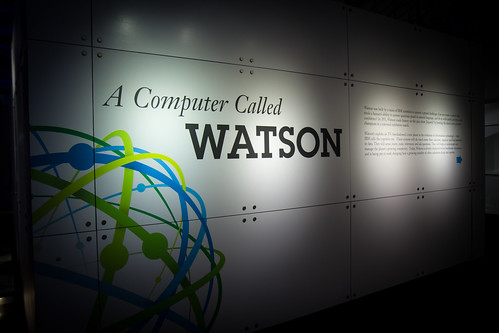 A Computer Called Watson | by Atomic Taco