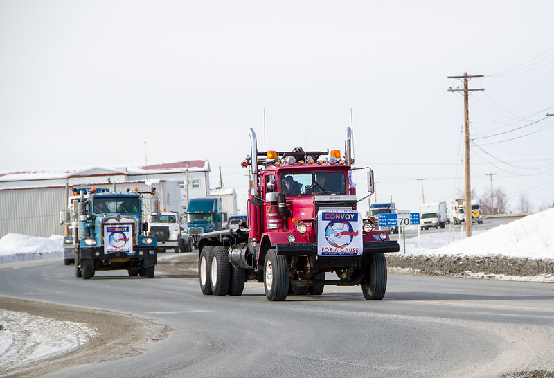 LETR's Convoy for a Cause, 2014