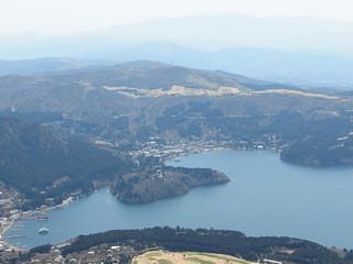 Lake Ashi @ Summit of Mount Komagadake @ Hakone | by *_*