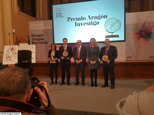 Premio Aragón Invierte | by NANOIMMUNOTECH S.L.