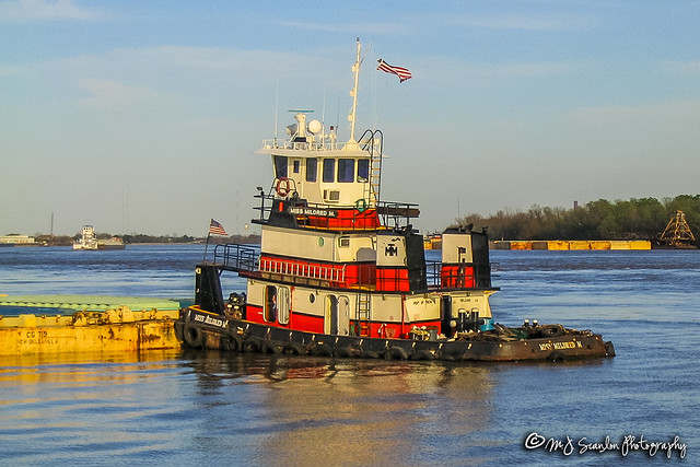 Miss Mildred M.   Towboat   Mississippi River