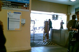 South Yarra station | by Daniel Bowen