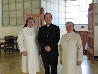 4 Arzobispo Medellin, Mons. Ricardo Tobón