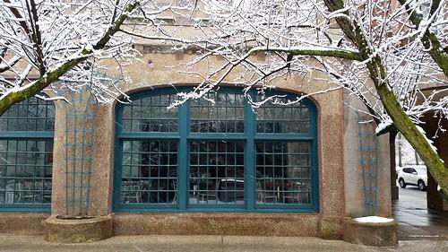 Station Square Window