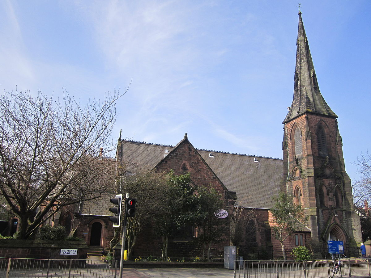Merseyside GRASSENDALE St Mary