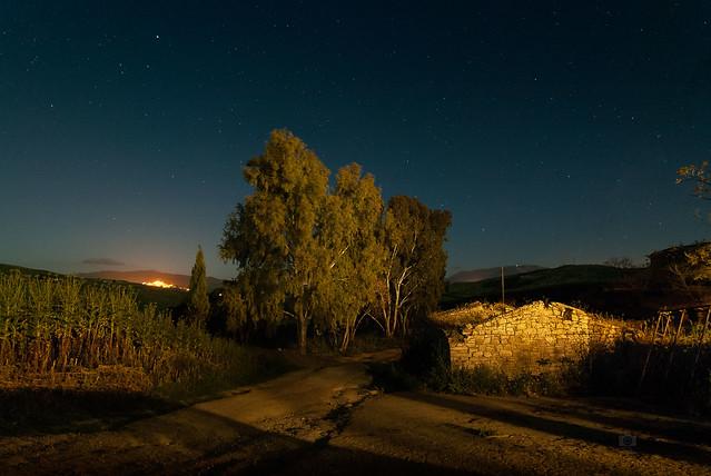 Monaco di mezzo night shot