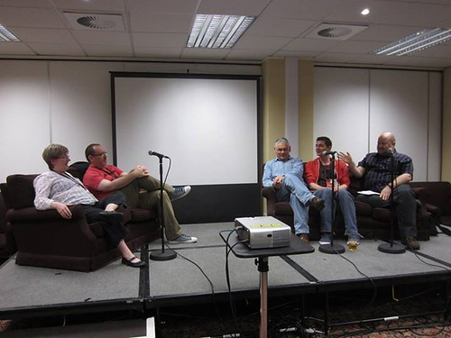 Big Finish Panel | by andyp uk