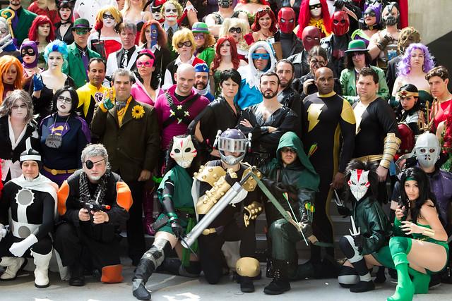 Dragon*Con 2013: DC Universe