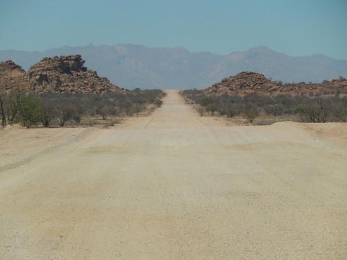 Onderweg in Damaraland 2