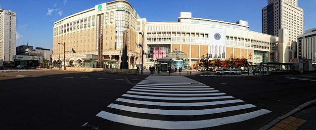 JR Sapporo Station