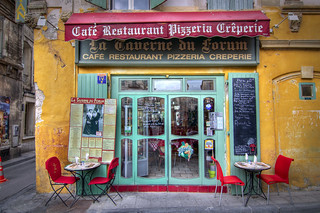 Cafe Restaurant Pizzeria Creperie | by decar66