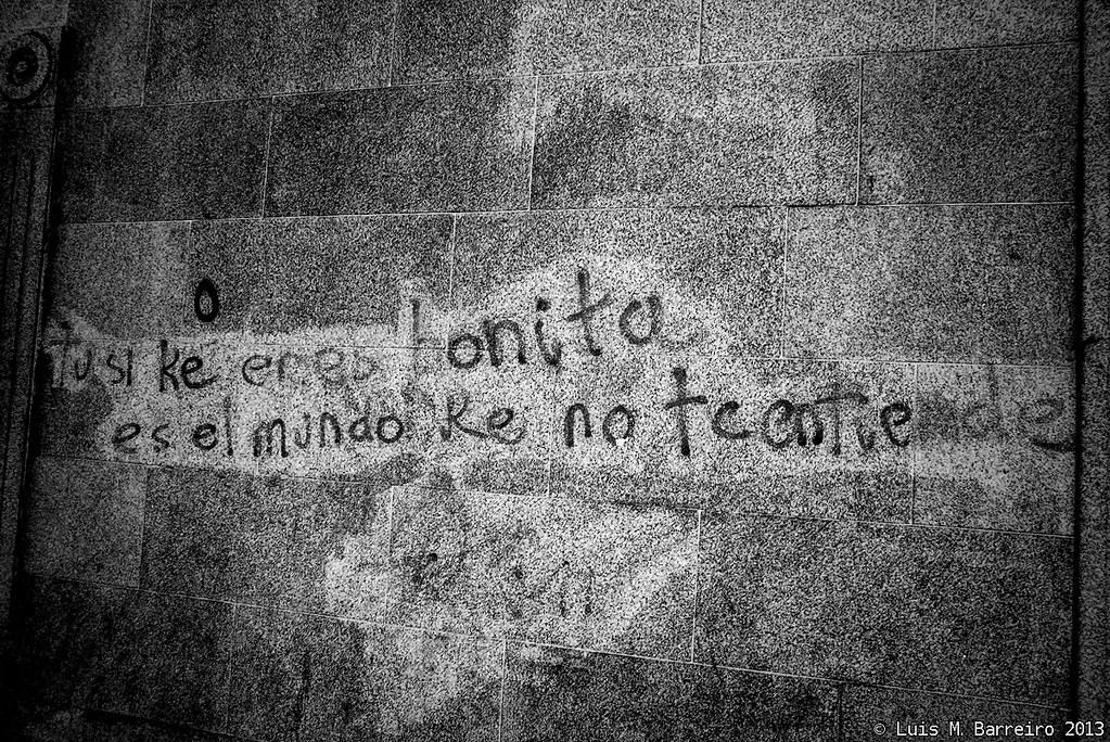 tu si que eres bonita | Luis Barreiro | Flickr