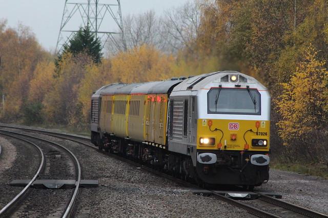 67026 rtc test train water orton