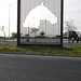 """""""Cabeça de Cavalo"""". Estação de Serviço da Auto-Estrada do Norte de Aveiras de Cima/""""Horse head"""". North Highway Aveiras de Cima Service Station. Ferro/Iron, 1999."""