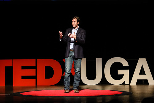 Bart Newman @ TEDxUGA 2017: Spectrum | by New Media Institute