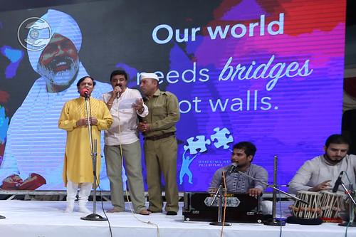 Devotional song by Jagat Geetkar from Delhi