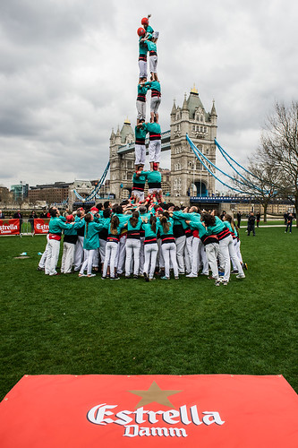 Estrella_Damm_Human_Towers_101 | by Potters Fields Park