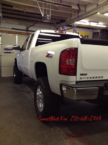 4x4 alpine chevy bluetooth sunsetblvd z71