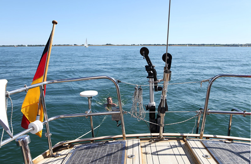 Sailing with Friends / Heiligenhafen