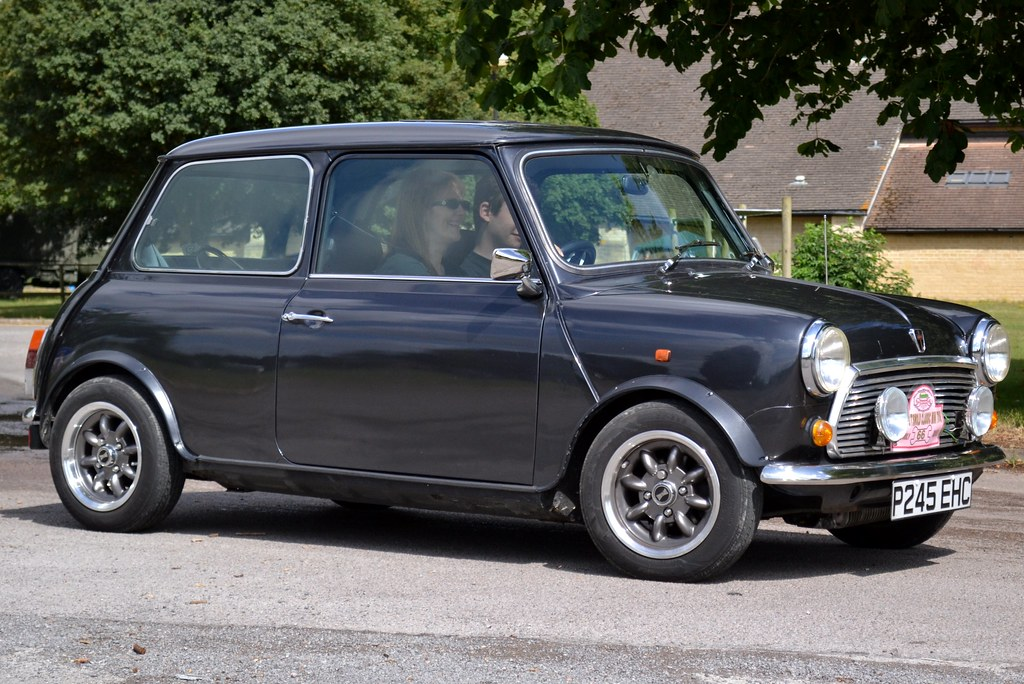1996 Rover Mini Equinox Powered By A 1275cc Engine And See Flickr