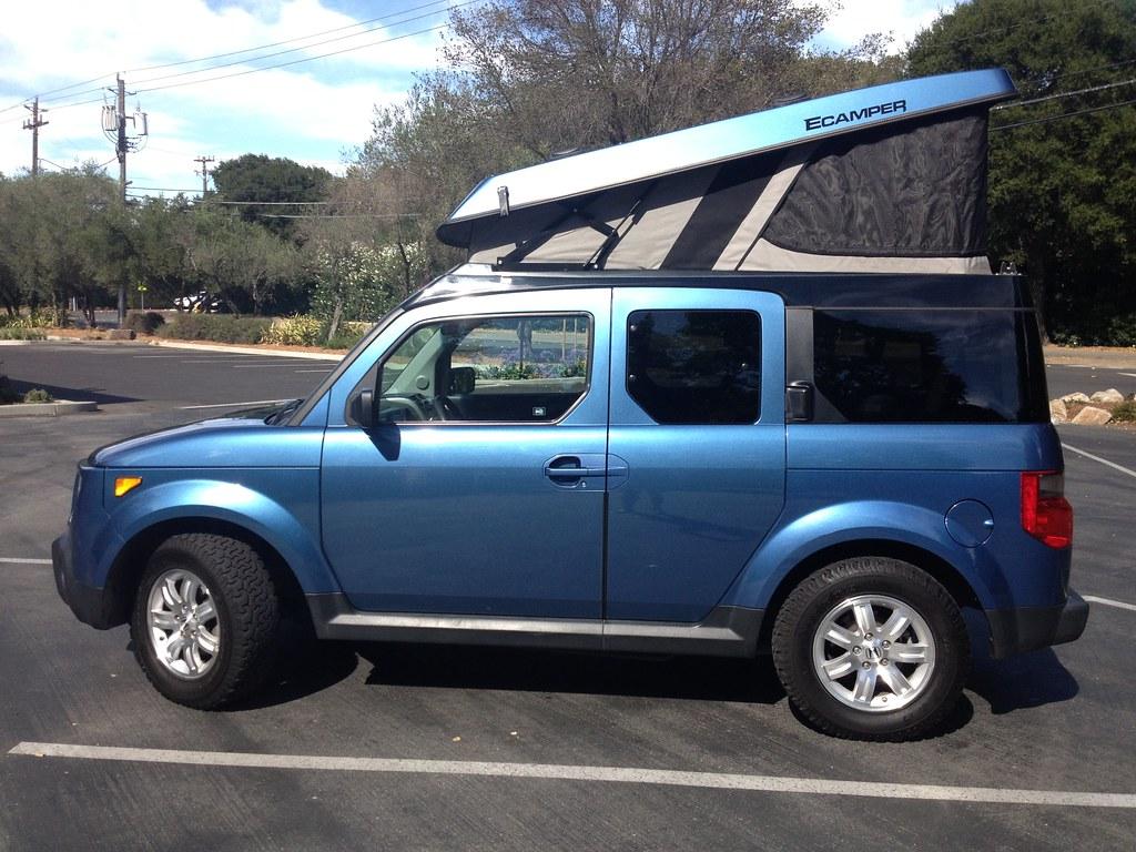 2008 Honda Element Ecamper For Sale 22 500 Flickr