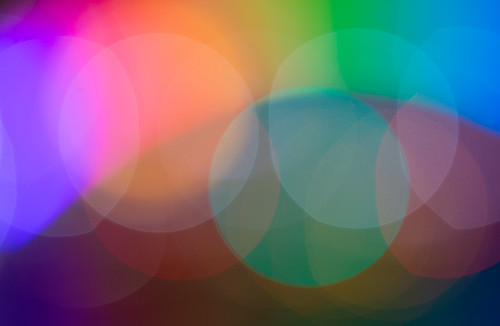 Rainbow Bokeh | by Tony Webster