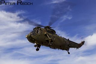 ZA299 / Royal Navy / Sea King HC4+   by Peter Reoch