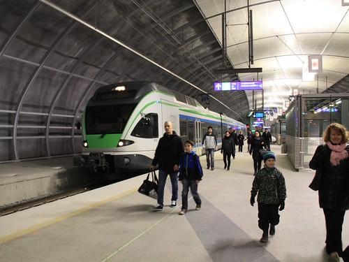 Helsinki Airport Train