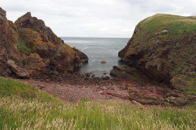 Horsecastle Bay, St Abbs