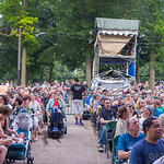 Sun, 19/07/2015 - 3:11pm - Rhiannon Giddens is joined by the Carolina Chocolate Drops at Prospect Park, July 18, 2015. Broadcast live on WFUV Public Radio. Photo by Gus Philippas/WFUV