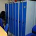 Personal lockers with keys various
