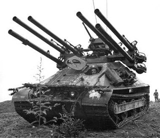 US Ontos M50A1 Tank Destroyer