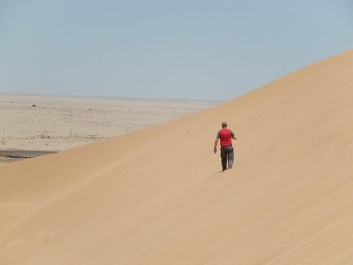 Walvis baai - Dune 7 - 2
