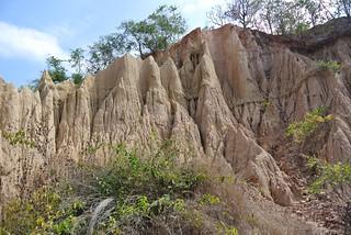 Sao Din earth pillars. Nan, Thailand. 9 | by james_antrobus
