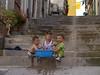 sicilské děti, foto: Marie Třešňáková