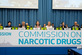 60th session of the Commission on Narcotic Drugs