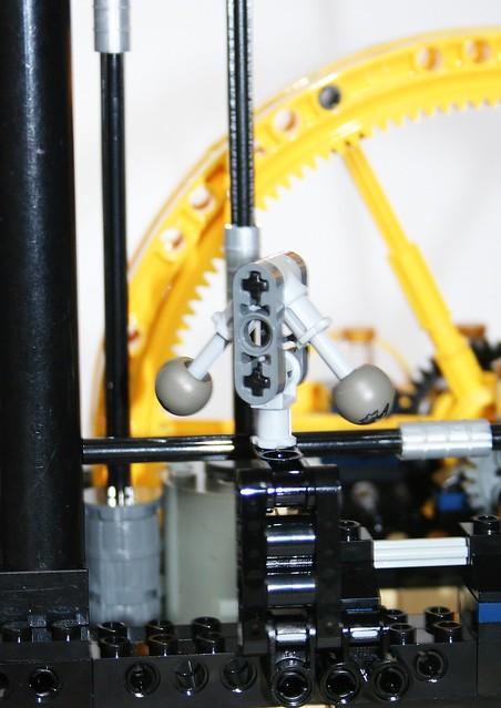 Lego Ideas Watt's Steam Engine