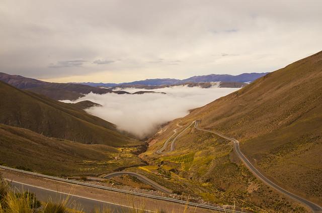 Jujuy - Ruta Entre Nubes
